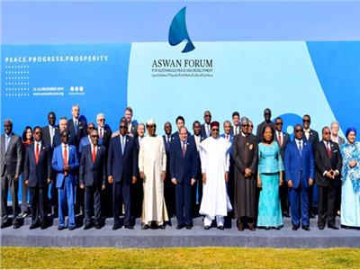 محافظ أسوان: استضافة منتدى السلام والتنمية سنويًا يعكس الرؤية الثاقبة للقيادة السياسية
