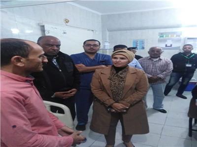 محافظ البحر الأحمر يستجيب لمناشدة مواطن «طالب» بإنقاذ قلب طفله الوحيد