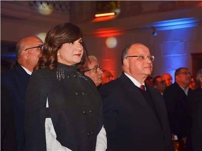 محافظ القاهرة يشارك في احتفال الكنيسة الإنجيلية بعيد الميلاد المجيد