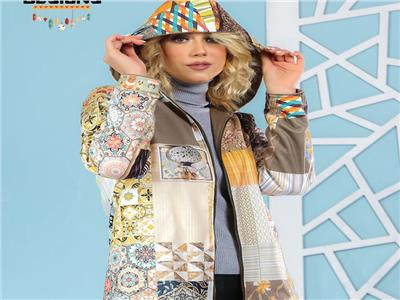 صور| أزياء شتوية مطبوعة مع موتيفات مميزة وبألوان مختلفة