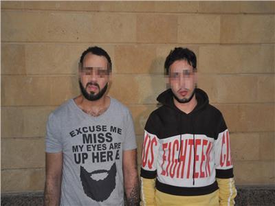 مباحث القاهرة: القبض على المتهمين بسرقة المواطنين أعلى الطريق الدائري