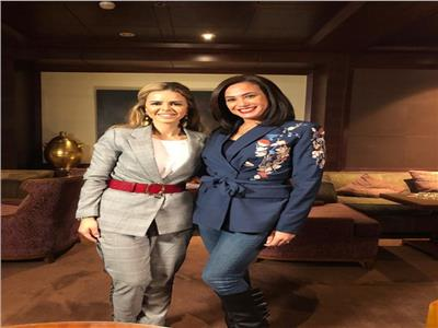 الجمعة.. هند صبري ضيفة شيرين حمدي في «ON Set»