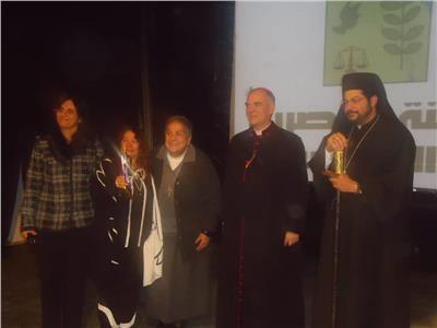 «ارسم سلامك» بمشاركة المطران نيقولا هنري البابوي و الأنبا باخوم