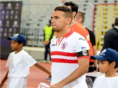 حازم إمام: أكملت مباراة الترجي رغم إصابتي