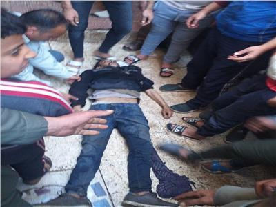 صور| بسبب «الهيروين».. العثور على جثة شخص داخل دورة مياه مسجد بالمحلة