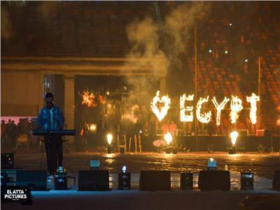 بعد إبهار الجمهور في «الفلانتين».. أحمد عصام يستعد لحفل جديد مع تامر ونانسي