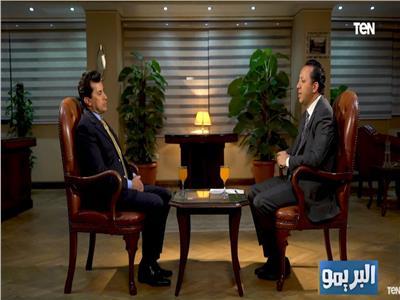 فيديو  وزير الرياضة: مصر تمتلك إمكانيات كبيرة لاستضافة أي حدث رياضي