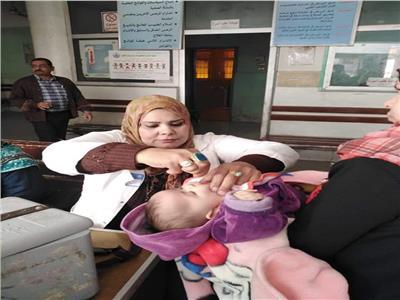 «محافظ قنا»: تطعيم ٥٧٩ ألف طفل ضد مرض شلل الأطفال