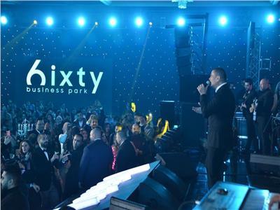 بالصور| عمرو دياب يتألق في حفل البروج مصر