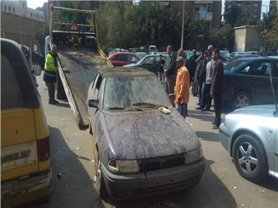 خاص| تعرف على مصير السيارات المتهالكة بعد رفعها من الشوارع