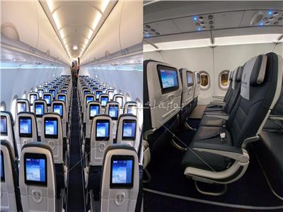 مطار القاهرة يستقبل طائرة مصر للطيران الرابعة الجديدة من طراز إيرباص A320neo