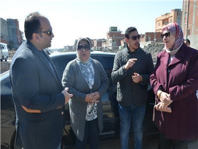 نائب محافظ الإسكندرية: رفع ٢٥٧ طن مخلفات من المصارف بالثغر