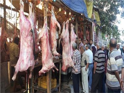 ثبات أسعار اللحوم بالأسواق اليوم 17 مارس