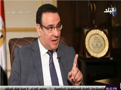 فيديو  حسب الله: أول رأس مال سياسي ظهر في مصر لـ «جماعة الإخوان»