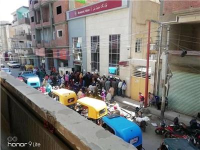 امسك مخالفة| تكدس المواطنين في سوق بشتيل