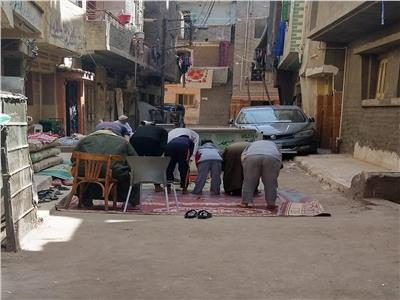 امسك مخالفة  مسجد في المحلة يخالف قرار الأزهر والأوقاف