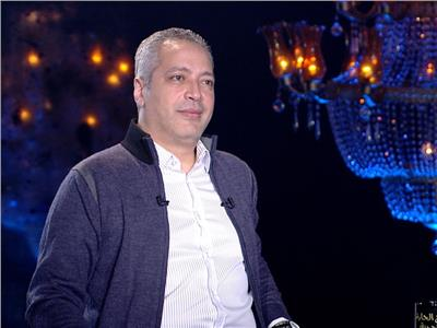 تامر أمين لـ«شيخ الحارة»: «أنا رقم 2 في مصر بعد عمرو أديب»