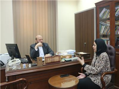 حوار| إبراهيم نجم: لا يجوز استغلال العاطفة الدينية لتعريض حياة الناسللخطر