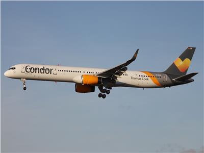 الطيران العارض الألمانية «كوندور» يستأنف رحلاتها الجوية يوليو القادم