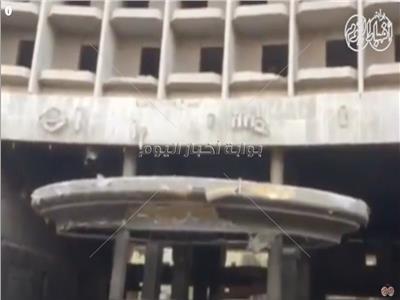فيديو| «فندق سياج» بالجيزة يشكو الإهمال.. وتحول لـ«وكر للبلطجية»