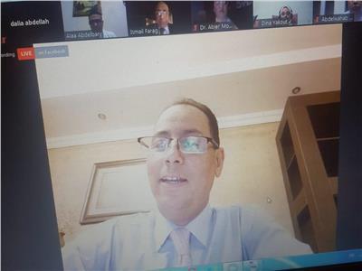 رئيس هيئة الرقابة المالية يكشف الفرص والتحديات الاقتصاديةبعد انتهاء كورونا