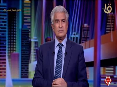 وائل الإبراشي: إزالة الأبراج المخالفة تعالج التوتر والقلق
