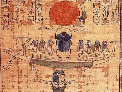 حكايات  سر الإله الفرعوني نو.. لحظة خلق الكون بعد الانفجار العظيم