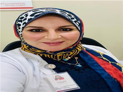 أخصائية أمراض جلدية تطلق حملة عن البهاق
