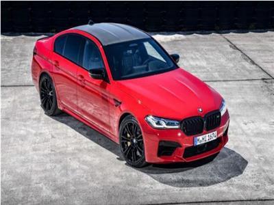 بالصور| BMW تكشف عن طرازها M5 Competition الجديد