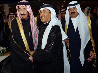 محمد عبده وطلال سلامة وراشد الماجد يغردون في حب الملك سلمان