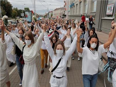 شرطة روسيا البيضاء تعتقل 774 متظاهرا عشية لقاء لوكاشينكو وبوتين