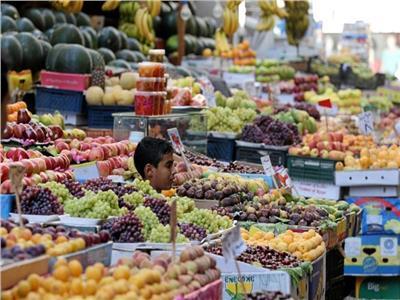 ننشر «أسعار الفاكهة» في سوق العبور اليوم ١٨سبتمبر