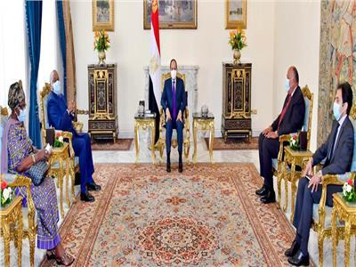 بسام راضي: رئيس الكونغو يؤكد لـ«السيسي» دعمه لمصر في قضية سد النهضة