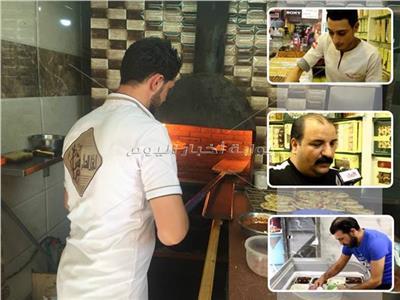 السوريون.. «خلية نحل» في شوارع مصر لكسب «لقمة العيش»