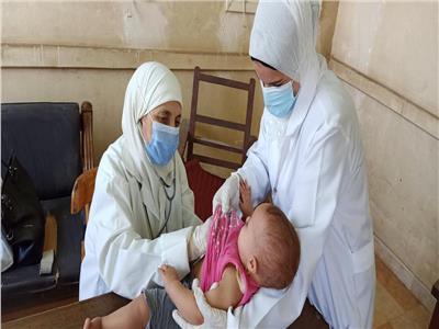 محافظ المنيا يتابع تنفيذ المبادرات الرئاسية مع وكيل وزارة الصحة