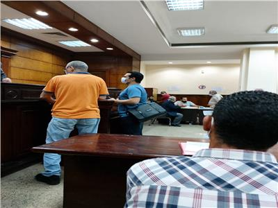 إيهاب توفيق وهند عاكف يتقدمان بأوراق الترشح لمجلس النواب
