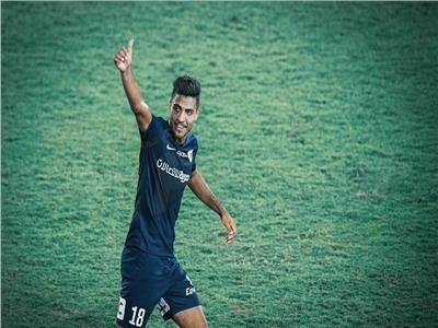 هدفا محمد شريف يمنحان إنبي 3 نقاط غالية على حساب المقاولون
