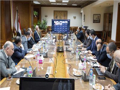 صور | استئناف مفاوضات سد النهضة بحضور وزراء الخارجية والري