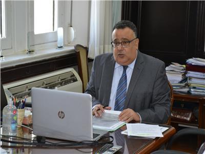 جامعة الإسكندرية تشكل لجنة لمتابعة الإجراءات الاحترازية بكليات ومعاهد الجامعة