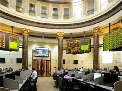 البورصة المصرية خلال أسبوع