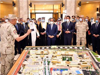 تضم 17 كلية.. معلومات عن جامعة الملك سلمان التي افتتحها الرئيس