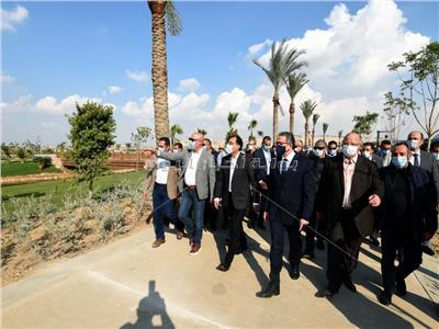 رئيس الوزراء: تطوير عين الصيرة لإعادة الوجه الحضاري للقاهرة التراثية..صور