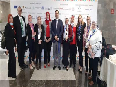 جامعة القناة تشارك في قمة مصر لريادة الأعمال 2020