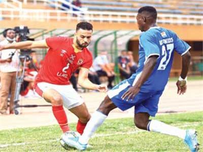 بطل مصر يفتتح دوري الأبطال بالفوز على النيجر