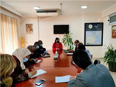 وزارة السياحة تستقبل وفدًا من المجلس الأعلى للحج والعمرة بالسودان