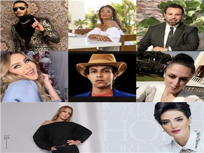 محمد رمضان وعاصي الحلاني أبرز النجوم المكرمين بـ«أوسكار العرب»