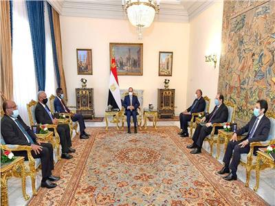 الرئيس السيسي: موقف مصر تجاه السودان الشقيق لم ولن يتغير تحت أي ظرف