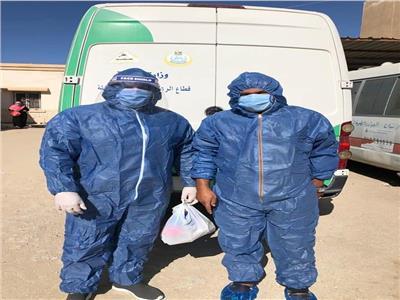 تعافي 13 مصابا بـ«كورونا» من حالات العزل المنزلي بجنوب سيناء