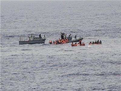 غرق 43 مهاجرا قبالة سواحل ليبيا