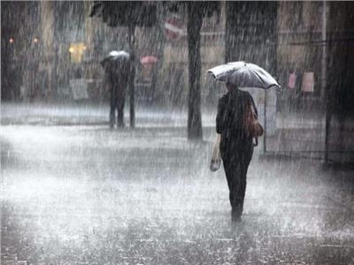 بداية من اليوم.. خريطة الأمطار وحالة الطقس لمدة 4 أيام